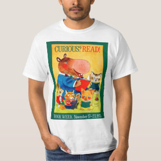 1975 Children's Book Week shirt