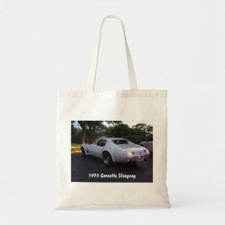 1975 Corvette Canvas Bag