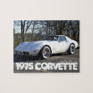 1975 Corvette Stingray Puzzle