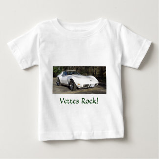 1975 Vettes Rock! Toddler T-Shirt