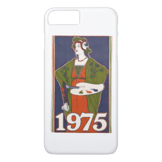 1975 vintage artiste iPhone 8 plus/7 plus case