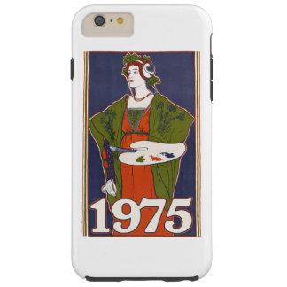 1975 vintage artiste tough iPhone 6 plus case