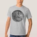 1976 Bicentennial Quarter Reverse T Shirt
