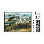 1976 Bovino Panorama, Bovino (FG) Puglia - Ital... Postage