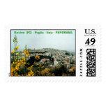 1976 Bovino -  Panorama, Bovino (FG) - Puglia -... Postage
