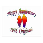 1976 Couple Postcard
