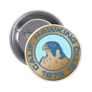 1976 Hemet Pinback Button