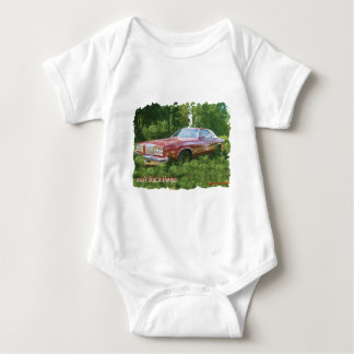 1976 Oldsmobile Cutlass Supreme Coupe. Baby Bodysuit