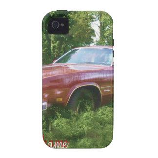 1976 Oldsmobile Cutlass Supreme Coupe. iPhone 4 Case