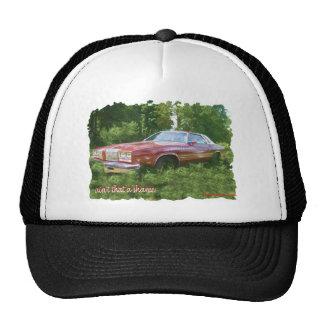 1976 Oldsmobile Cutlass Supreme Coupe. Hat