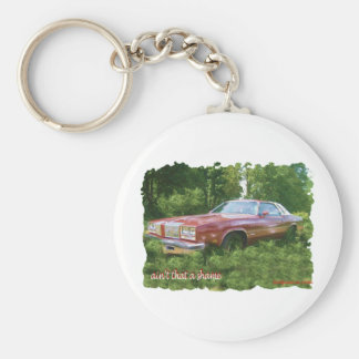 1976 Oldsmobile Cutlass Supreme Coupe. Keychain
