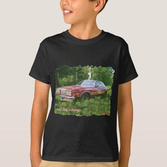 1976 Oldsmobile Cutlass Supreme Coupe. T-Shirt