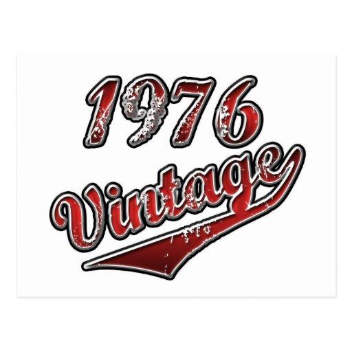 1976 Vintage Post Cards