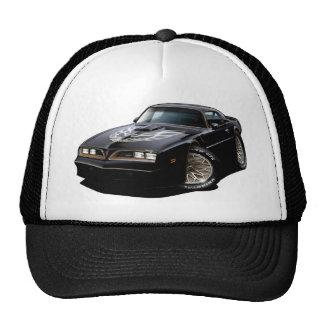 1977-78 Trans Am Black Trucker Hat