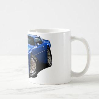 1977-78 Trans Am Blue Coffee Mug
