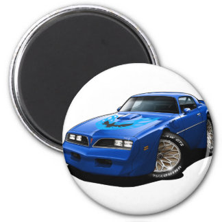 1977-78 Trans Am Blue Magnet