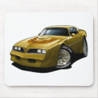 1977-78 Trans Am Gold Mouse Pad