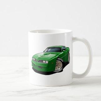 1977- 78 Trans Am Green Car Coffee Mug
