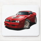 1977-78 Trans Am Red Mouse Pad