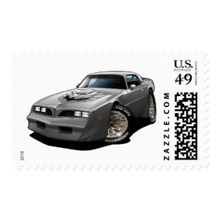 1977-78 Trans Am Silver Stamp