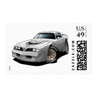 1977-78 Trans Am White Stamps