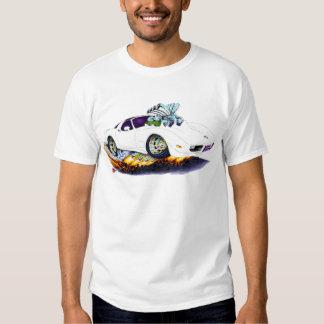1977-79 Corvette White Car T-Shirt