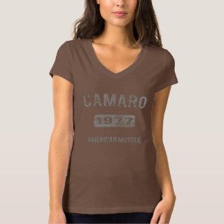 1977 Camaro American Muscle v2 T-Shirt