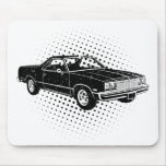 1977 Chevrolet El Camino Mouse Pads