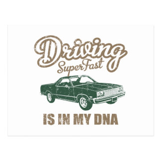 1977 Chevrolet El Camino Postcard