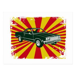 1977 Chevrolet El Camino Post Cards