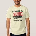 1977 Chevrolet El Camino T-shirt