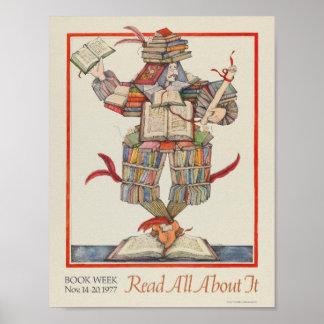 1977 Children's Book Week Poster
