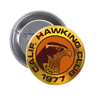 1977 Los Banos Pinback Button