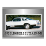 1977 Olds 442 Post Cards