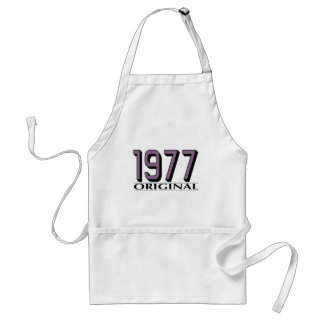 1977 Original Apron