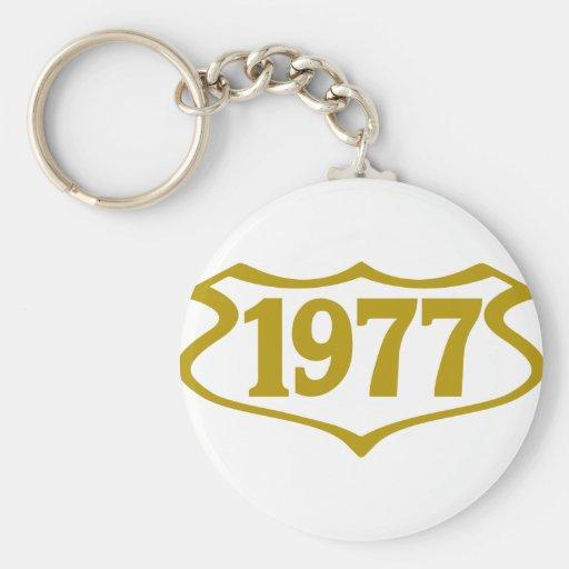 1977 shield.png llavero redondo tipo pin