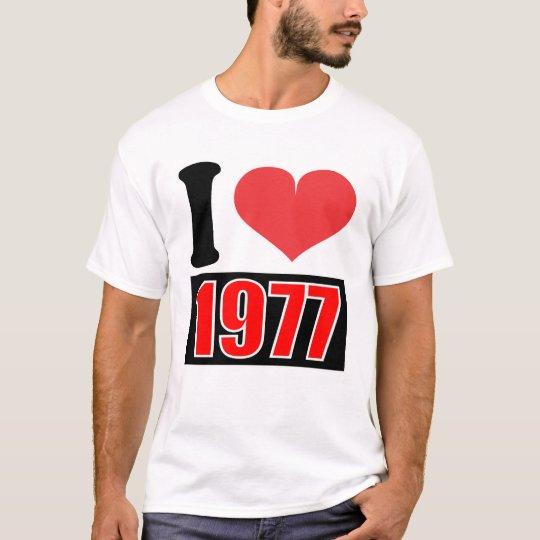 1977 - T-Shirt