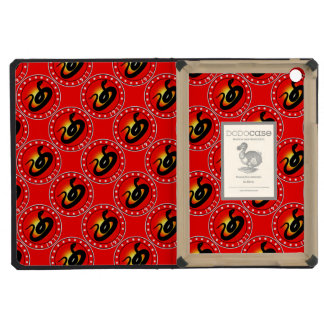 1977 Year of the Snake iPad Mini Cover