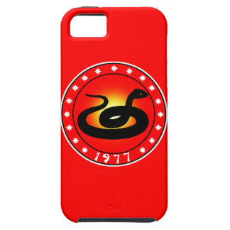 1977 Year of the Snake iPhone 5 Cover
