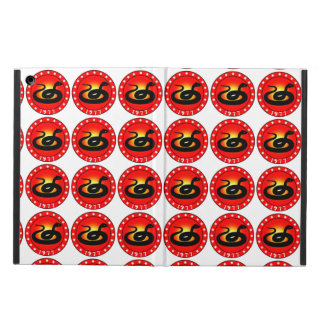 1977 Year of the Snake iPad Air Covers