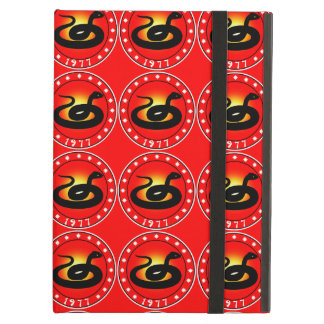 1977 Year of the Snake iPad Air Cover