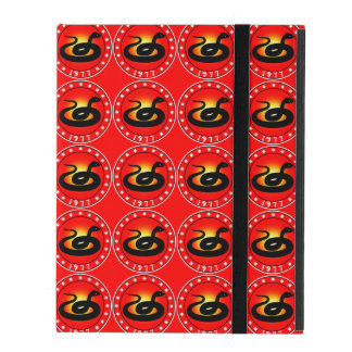 1977 Year of the Snake iPad Case