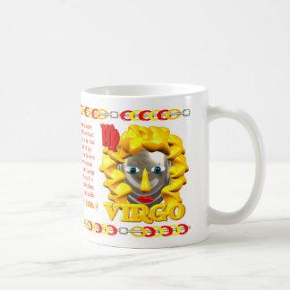 1977 zodiac Fire Snake born Virgo Coffee Mug