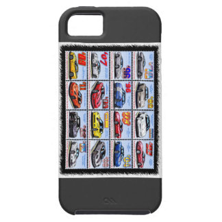1978-2013 Special Edition Corvette Montage iPhone 5 Cover