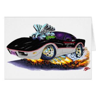 1978 Corvette Indy Pace Car Card