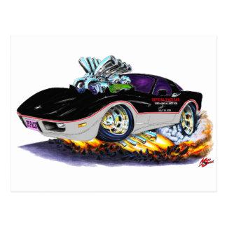 1978 Corvette Indy Pace Car Postcard