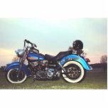 "1978 Harley Davidson FLH Cutout<br><div class=""desc"">1978 Harley  Davidson  FLH 1200 CC</div>"