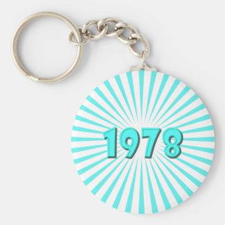 1978 KEYCHAIN