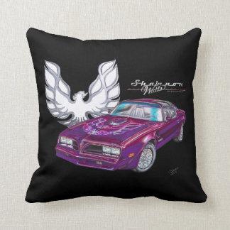 1978 Pontiac Trans Am Firebird Pillow