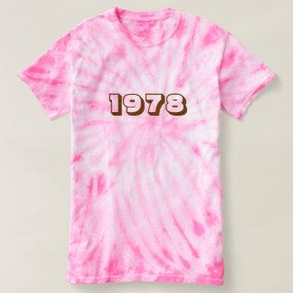 1978 Tie-Die T-shirt